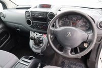 USED 2014 14 PEUGEOT PARTNER 1.6 HDI S L1 625 1d 74 BHP FULL HISTORY, VERY LOW MILEAGE