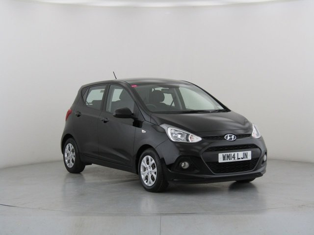 View our 2014 14 HYUNDAI I10 1.2 SE 5d 86 BHP