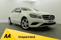 USED 2015 15 MERCEDES-BENZ A CLASS 1.5 A180 CDI SPORT EDITION 5d 107 BHP Cruise Control- Leather Interior