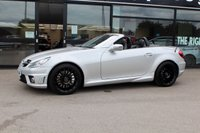 USED 2007 07 MERCEDES-BENZ SLK 5.4 SLK55 AMG 2d AUTO 356 BHP Now Sold - Similar Wanted