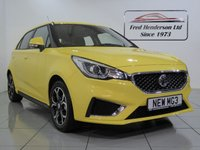 USED 2018 68 MG 3 1.5 EXCLUSIVE VTI-TECH 5d 106 BHP A beautiful low mileage MG3 Exclusive with
