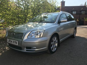 2004 TOYOTA AVENSIS 2.0 T4 VVT-I AUTOMATIC - FULL TOYOTA SERVICE HISTORY *1 OWNER FROM NEW*- ULEZ COMPLIANT   £3490.00