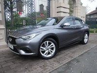USED 2017 17 INFINITI Q30 1.5 SE D 5d 107 BHP ****FINANCE ARRANGED****PART EXCHANGE WELCOME***1OWNER*£20TAX*SERVICE HISTORY*BTOOTH*STOP/START*USB*VOICE