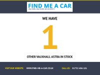 USED 2018 67 VAUXHALL ASTRA 1.4 SRI NAV S/S 5d AUTO 148 BHP AUTOMATIC