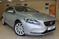 2015 VOLVO V40 2.0 D2 SE LUX NAV 5d AUTO 118 BHP £10995.00