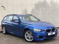 USED 2015 15 BMW 3 SERIES 3.0 335D XDRIVE M SPORT TOURING 5d AUTO 309 BHP