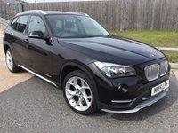 2015 BMW X1 2.0 XDRIVE18D XLINE 5d 141 BHP £13500.00