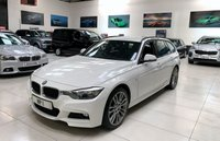 USED 2014 14 BMW 3 SERIES 2.0 320D XDRIVE M SPORT TOURING 5d 181 BHP ESTATE 4WD