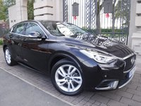 USED 2017 17 INFINITI Q30 1.5 SE D 5d 107 BHP *1 OWNER FROM NEW*£20 POUND ROD TAX*BLUETOOTH*FINANCE ARRANGED*PART EXCHANGE WELCOME*