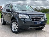 USED 2010 10 LAND ROVER FREELANDER 2.2 TD4 E XS 5d 159 BHP