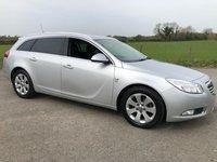 2011 VAUXHALL INSIGNIA 1.8 SRI 5d 138 BHP £4495.00