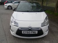 USED 2010 60 CITROEN DS3 1.6 DSPORT HDI 3d 110 BHP