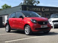 USED 2016 66 SMART FORFOUR 1.0 passion auto