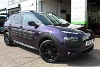 2016 CITROEN C4 CACTUS 1.6 BLUEHDI FLAIR EDITION ETG6 S/S 5d AUTO 98 BHP £8700.00