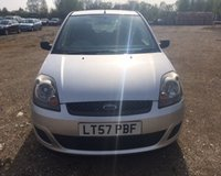 USED 2007 57 FORD FIESTA 1.2 STYLE 16V 3d 78 BHP