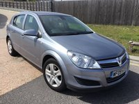 USED 2009 09 VAUXHALL ASTRA 1.6 ACTIVE 5d 115 BHP