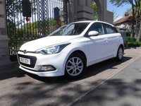 USED 2017 17 HYUNDAI I20 1.0 T-GDI SE 5d 99 BHP ****FINANCE ARRANGED****PART EXCHANGE WELCOME***1 OWNER*£0FREE TAX*REAR PS*STOP/START*BTOOTH*DAB
