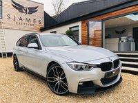 USED 2016 16 BMW 3 SERIES 3.0 340I M SPORT TOURING 5d AUTO 322 BHP