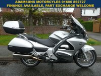 USED 2011 08 HONDA ST 1261cc ST 1300 A-9  Superb History,New Mot,Low Mileage,Stunning Condition