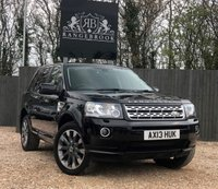 USED 2013 13 LAND ROVER FREELANDER 2 2.2 TD4 HSE LUXURY 5dr AWD 1 Year Parts & Labour Warranty