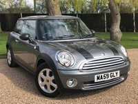 USED 2009 59 MINI HATCH ONE 1.4 ONE GRAPHITE 3d 94 BHP 2 OWNER ... GREAT SPEC..VERY LOW MILEAGE