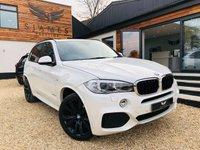 2016 BMW X5 3.0 XDRIVE30D M SPORT 5d AUTO 255 BHP £30490.00