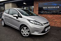 2009 FORD FIESTA 1.25 STYLE 3DR £2950.00