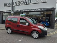 2011 PEUGEOT BIPPER 1.2 HDI TEPEE OUTDOOR 5d AUTO 75 BHP £3795.00