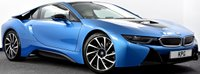 USED 2016 66 BMW I8 1.5 4x4 (s/s) 2dr Cost New £108k with £4k Extras