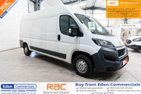USED 2016 16 PEUGEOT BOXER 2.2 HDI 335 L3H2 PROFESSIONAL * SAT NAV * AIR CON *