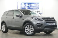 2015 LAND ROVER DISCOVERY SPORT 2.2 SD4 DIESEL SE TECH 7 SEATER AUTOMATIC 4WD 190 BHP £22990.00