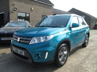 USED 2016 66 SUZUKI VITARA 1.6 SZ-T 5d 118 BHP DAB RADIO - LED RUNNING LIGHTS