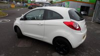 USED 2015 65 FORD KA 1.2 ZETEC WHITE EDITION 3d 69 BHP JUST ARRIVED