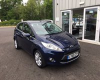 USED 2011 60 FORD FIESTA 1.4 ZETEC AUTOMATIC THIS VEHICLE IS AT SITE 1 - TO VIEW CALL US ON 01903 892224