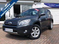 USED 2009 58 TOYOTA RAV4 2.2 XT-R D-4D 5d 135 BHP SUPPLIED WITH 12 MONTHS MOT, LOVELY 4X4 TO DRIVE