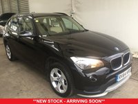 USED 2014 64 BMW X1 2.0 SDRIVE20D EFFICIENTDYNAMICS BUSINESS 5d 161 BHP