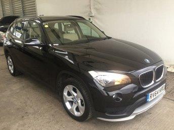 2014 BMW X1 2.0 SDRIVE20D EFFICIENTDYNAMICS BUSINESS 5d 161 BHP £9499.00