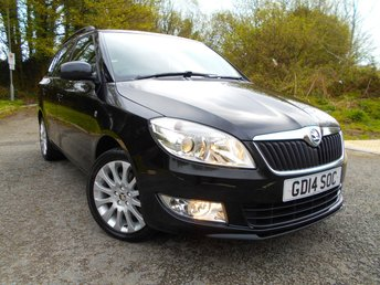 2014 SKODA FABIA 1.2 ELEGANCE TSI DSG 5d AUTO 103 BHP **SEVEN SPEED AUTOMATIC**LOW TAX**LOW INSURANCE**SUPERB VEHICLE** £5795.00