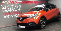 2014 RENAULT CAPTUR DYNAMIQUE S MEDIA NAV DCi START STOP £6695.00