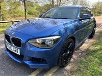 2012 BMW 1 SERIES 2.0 125I M SPORT 5d AUTO 215 BHP £10495.00