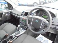 USED 2012 12 LAND ROVER FREELANDER 2.2 SD4 GS 5d AUTO 190 BHP