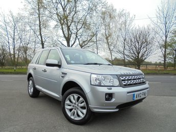 2012 LAND ROVER FREELANDER 2.2 SD4 GS 5d AUTO 190 BHP £10495.00
