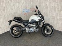 2007 YAMAHA MT-03 MT03 660 VERY CLEAN EXAMPLE 12 MONTH MOT 2007 07  £2590.00