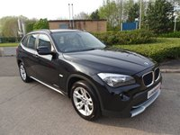 2011 BMW X1 2.0 SDRIVE20D EFFICIENTDYNAMICS 5d 161 BHP £6490.00