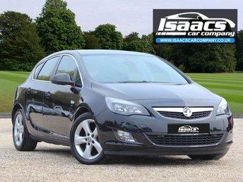 2011 VAUXHALL ASTRA 2.0 SRI CDTI 5d AUTO 162 BHP £4995.00