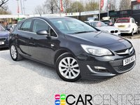 USED 2015 15 VAUXHALL ASTRA 2.0 ELITE CDTI S/S 5d 163 BHP 1 PREV OWNER + FULL SERV HISTORY