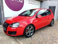 2007 VOLKSWAGEN GOLF 2.0 GTI 5d 197 BHP £4850.00