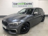 USED 2018 68 BMW 1 SERIES 3.0 M140I SHADOW EDITION 5d AUTO 335 BHP