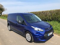 2014 FORD TRANSIT CONNECT 1.6L 240 TREND P/V 0d 94 BHP £7995.00