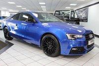2016 AUDI A5 2.0 TDI BLACK EDITION PLUS AUTO 187 BHP £18425.00